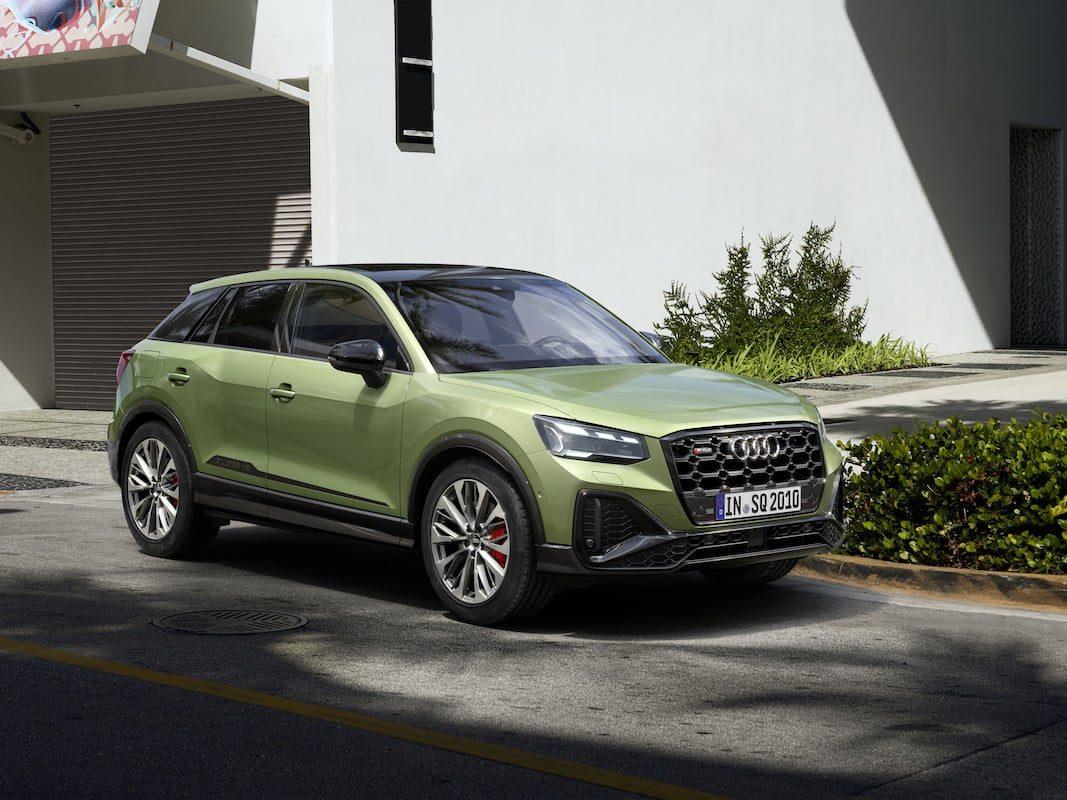Audi renueva la versión más deportiva del SUV Q2