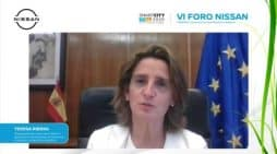 teresa Ribera, ministra del Gobierno