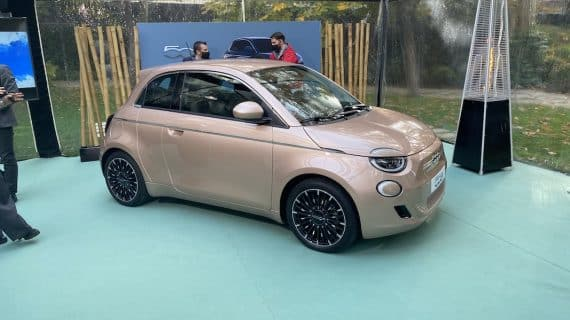 Fiat 500 eléctrico, para profesionales urbanitas que quieren más