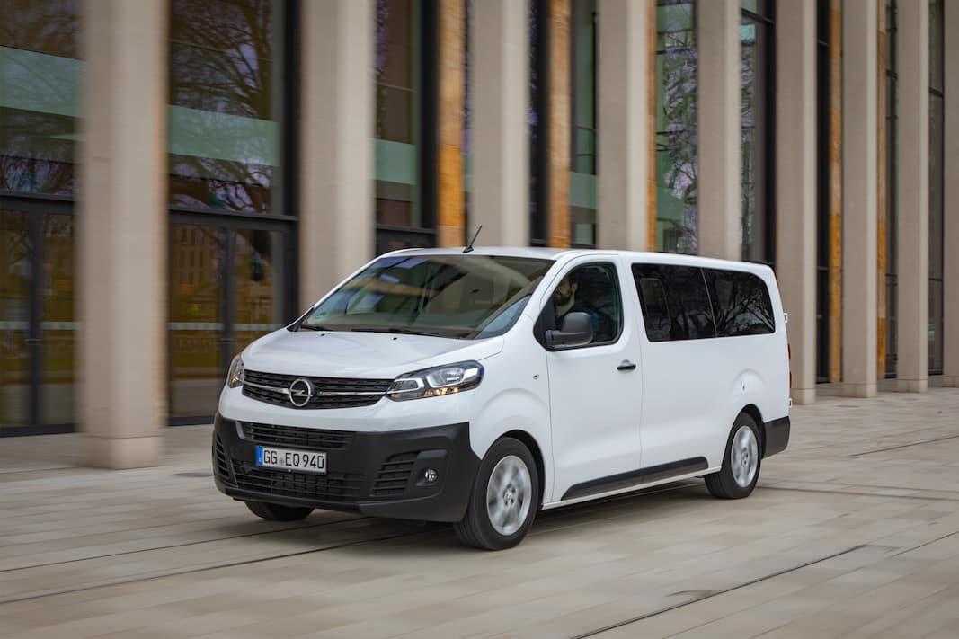 Opel lanza el comercial Vivaro-e eléctrico: 330 kilómetros de autonomía