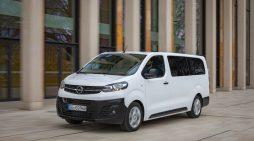 Opel Vivaro-e Combi
