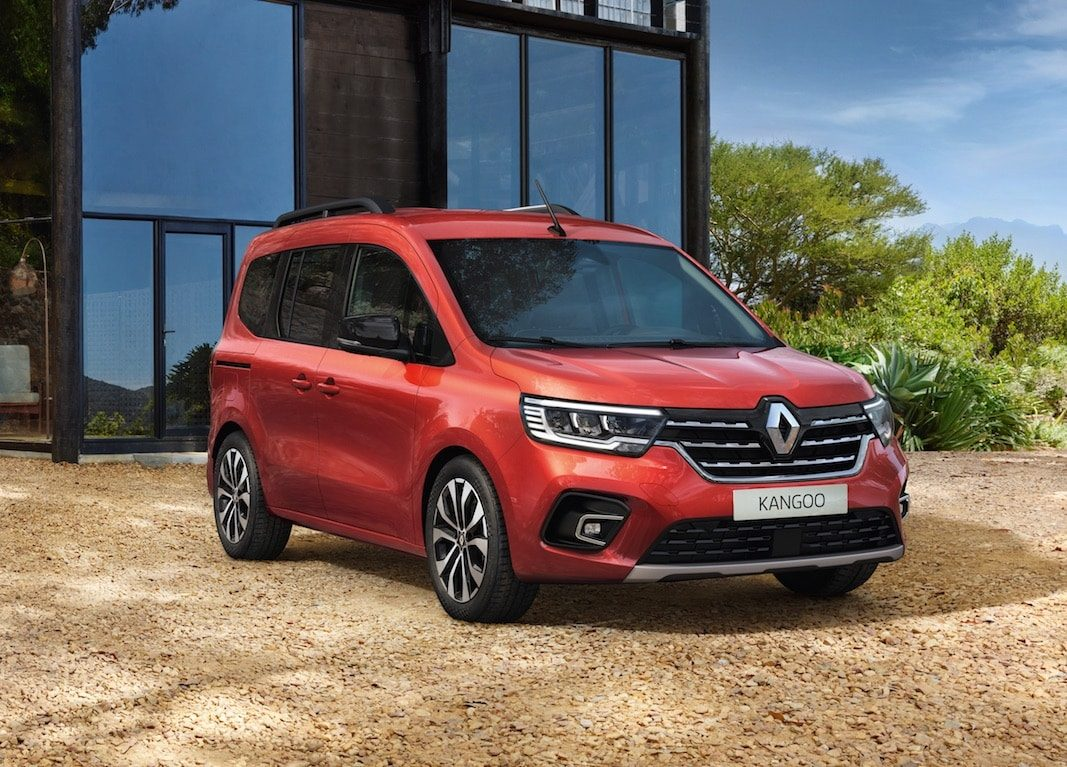 Renault muestra las nuevas comerciales Kangoo y Express