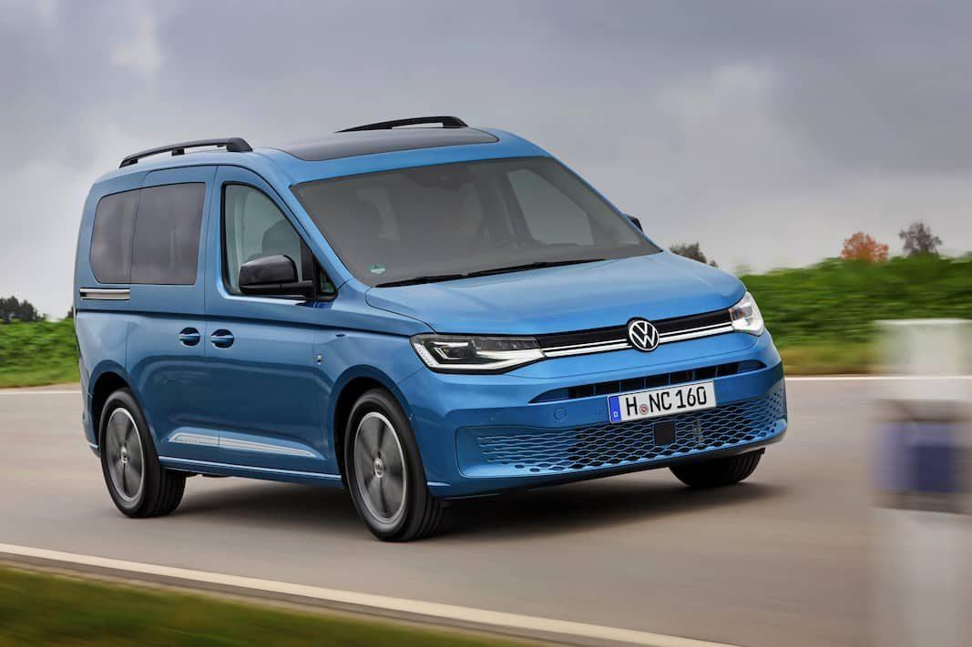 Volkswagen Vehículos Comerciales inicia la venta del nuevo Caddy profesional