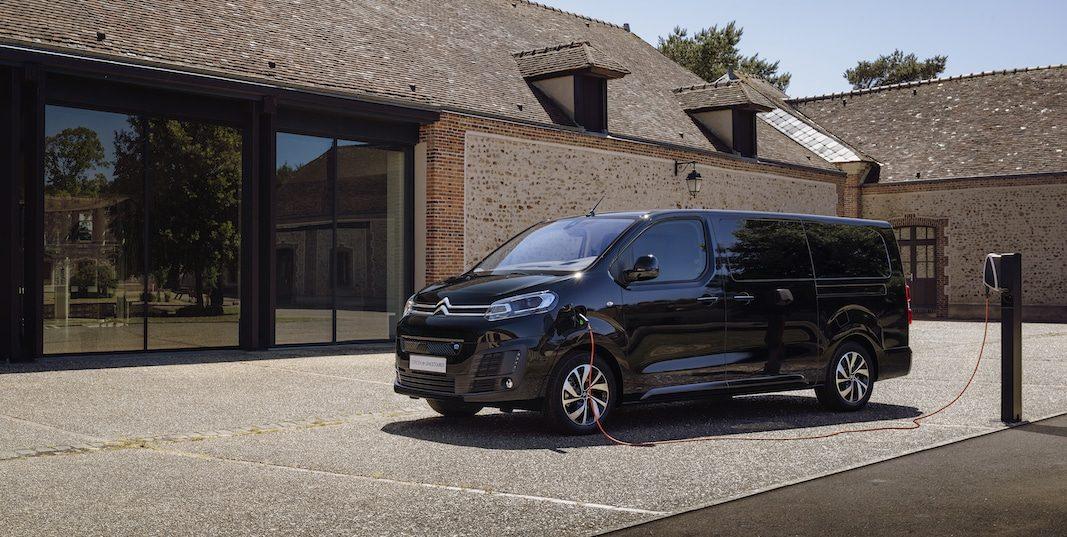 Citroën coloca en el mercado el nuevo ë-SpaceTourer