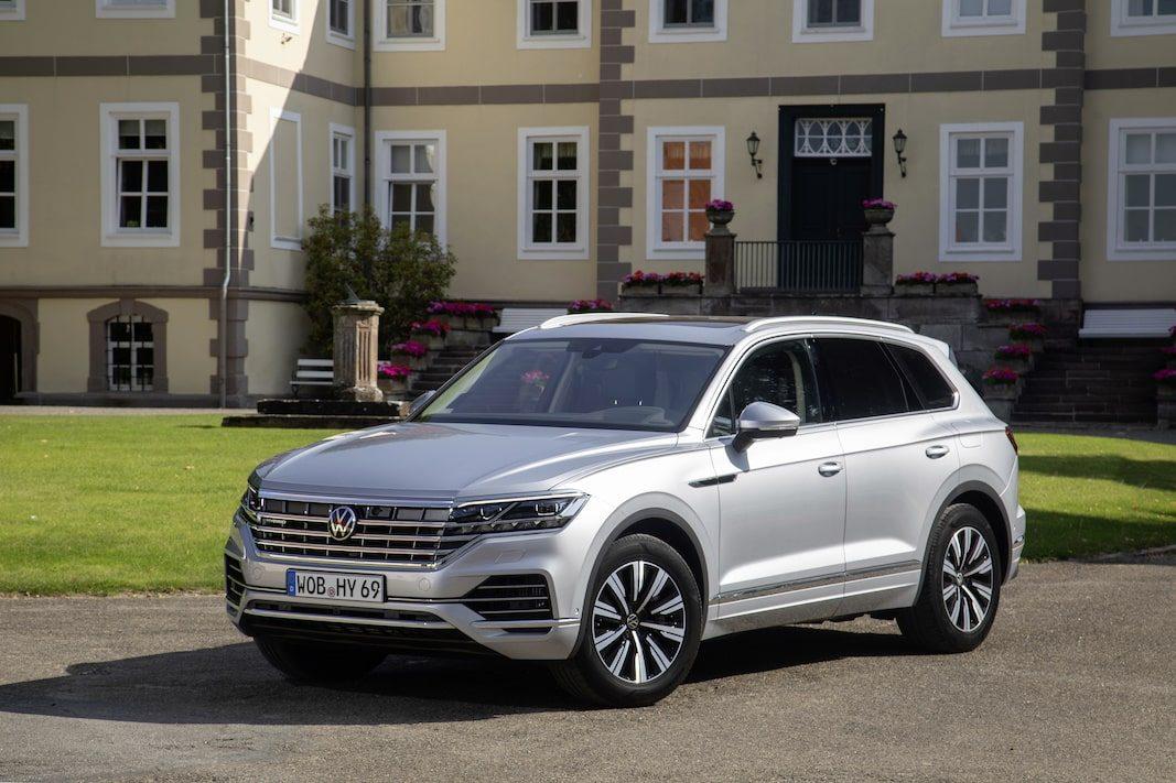 Volkswagen lanza dos Touareg híbridos con 50 kilómetros de autonomía