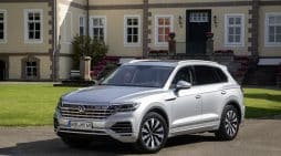 Volkswagen Touareg e-hybrid