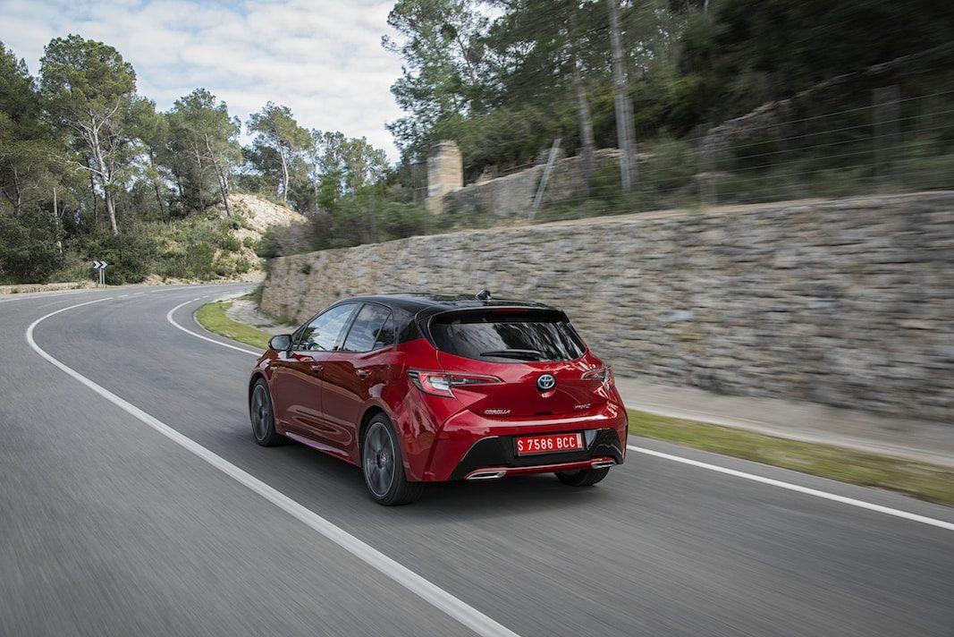 Volkswagen y el Corolla lideran el renting en España en octubre