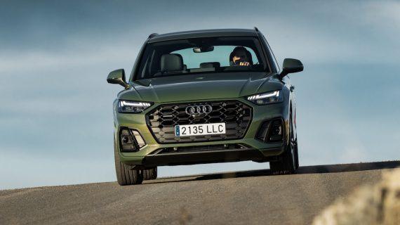 Audi amplía la autonomía eléctrica de tres de sus híbridos