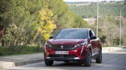 Peugeot 3008 20214