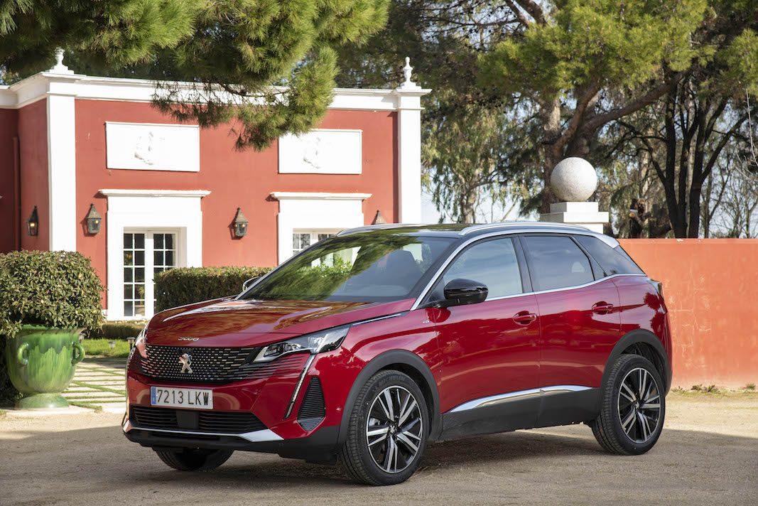 Peugeot concentrará en empresas el 40% de las ventas del nuevo 3008