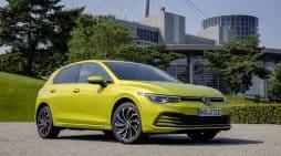 Volkswagen Golf e-Hybrid
