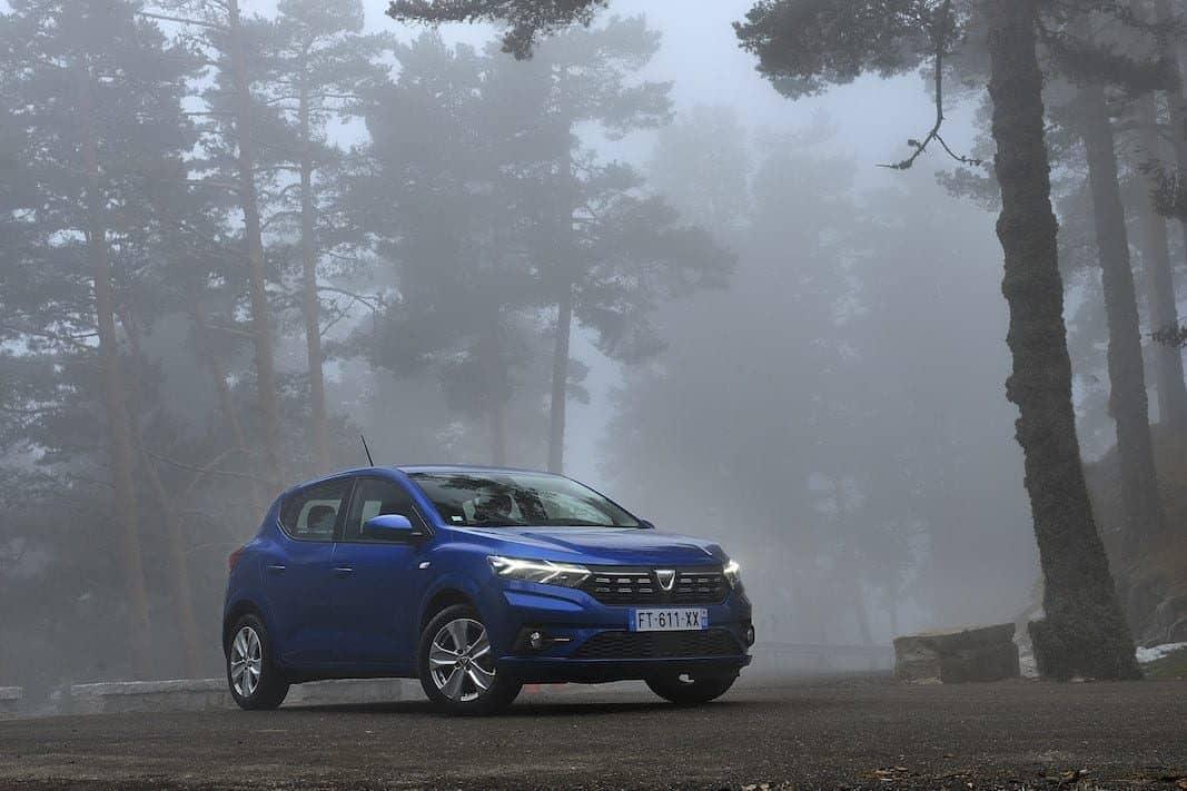 Dacia lanza los nuevos Sandero y Sandero Stepway