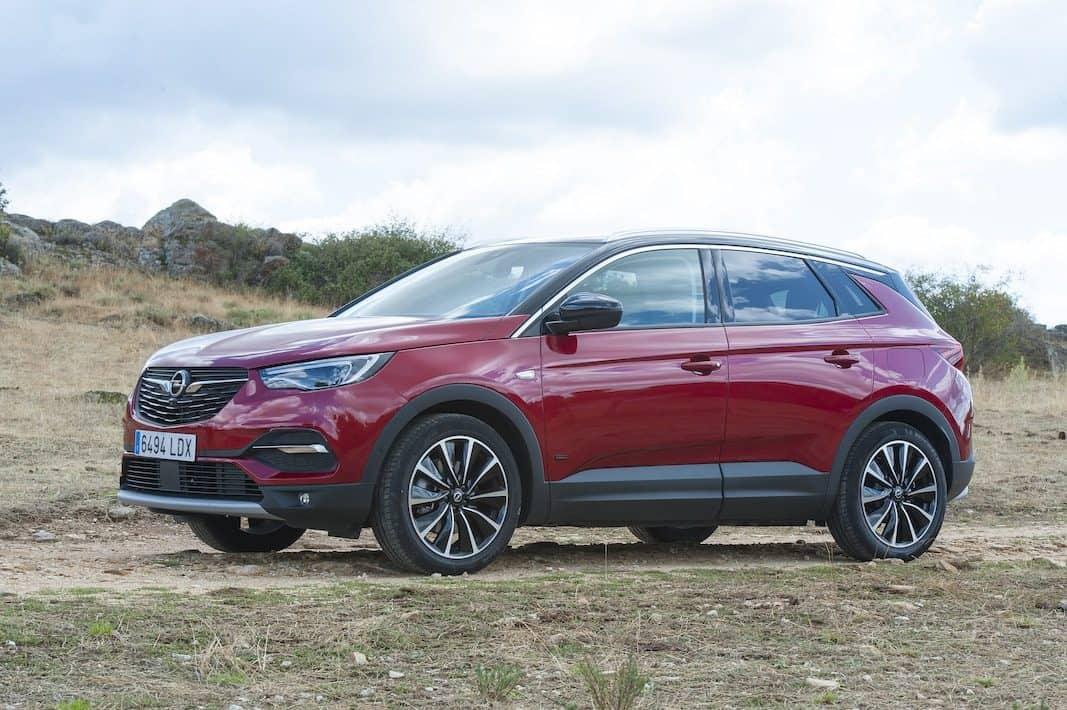 Opel Grandland X Hybrid: Más potencia y sostenibilidad