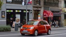 Renault Twingo eléctrico 2020