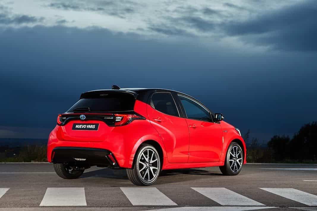 Toyota firma el nuevo Yaris con cuatro metros y edición 'Business' para empresas