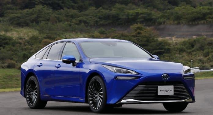 Toyota lanza el nuevo Mirai, con 650 kilómetros de autonomía