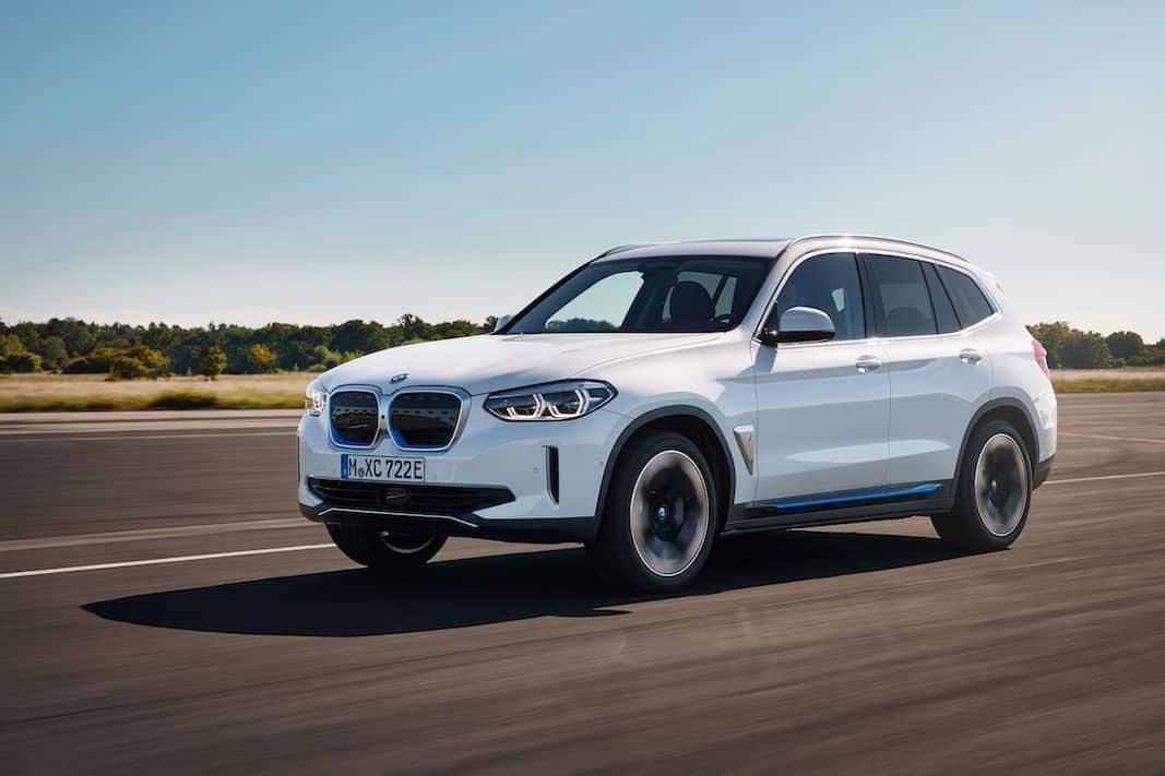 BMW comienza el desarrollo comercial del eléctrico iX3