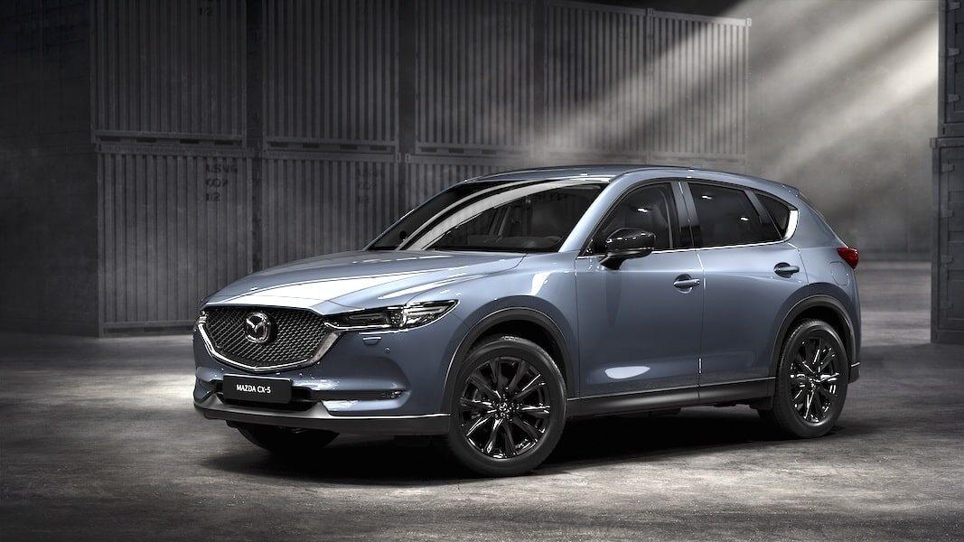 Mazda actualiza el SUV CX-5 con más soluciones telemáticas