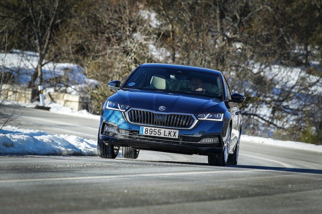 Skoda lanza el Octavia híbrido enchufable con 66 kilómetros de autonomía