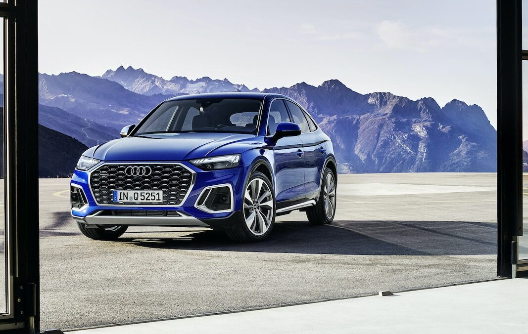 Audi aproxima los nuevos Q5 Sportback y SQ5 Sportback
