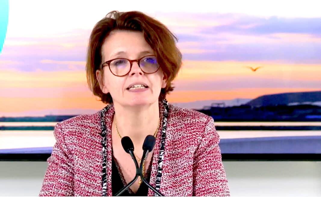 Caroline Parot, CEO de Europcar. FOTOGRAFÍA: ©FLEET PEOPLE