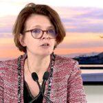 Caroline Parot, CEO de Europcar, en la Junta ExtraordInaria de Accionistas de la compañía, el 20 de enero de 2021. FOTOGRAFÍA: ©FLEET PEOPLE