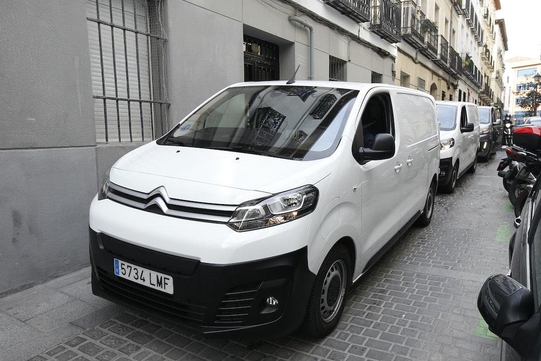 Citroën electrifica su furgón Jumpy, del que ha vendido 800.000 unidades
