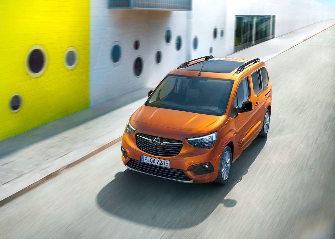Opel lanzará en otoño el Combo-e Life, con 280 kilómetros de autonomía