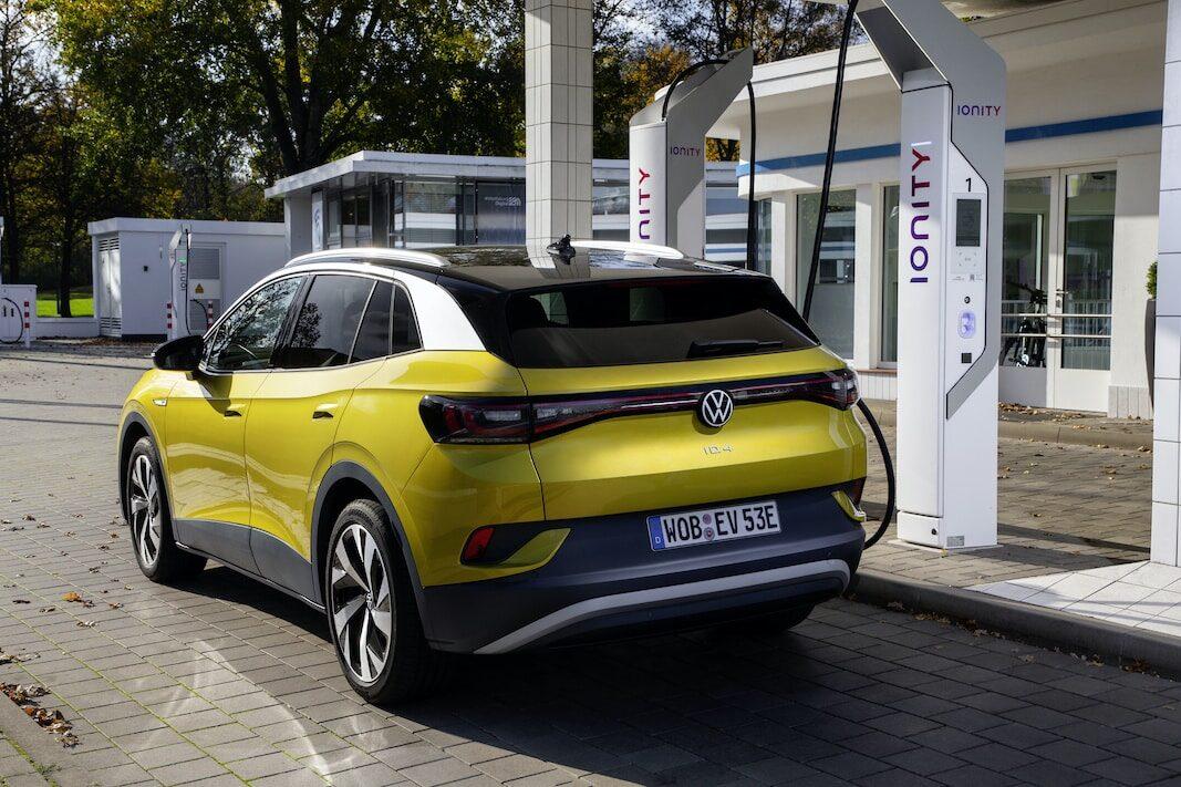 Volkswagen abre pedidos en breve del ID.4 más bravo