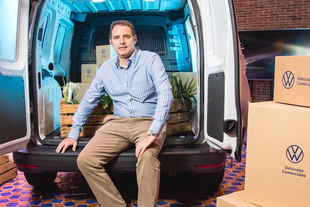 VW Comerciales bate récord con los residuales del Caddy, que supondrá un 40% de sus ventas