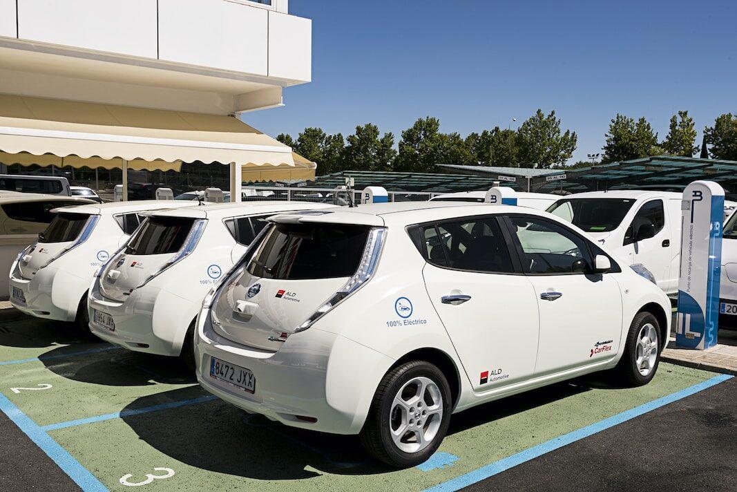 ALD aumentó un 18% su flota electrificada en España en 2020