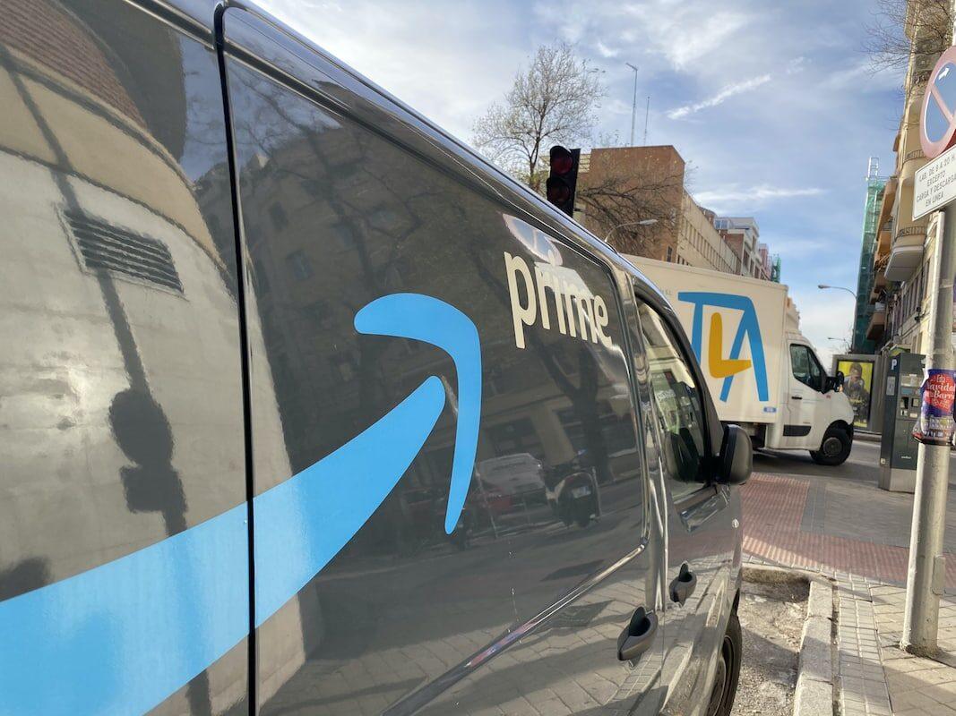 El efecto Amazon impulsa los residuales de las furgonetas en España