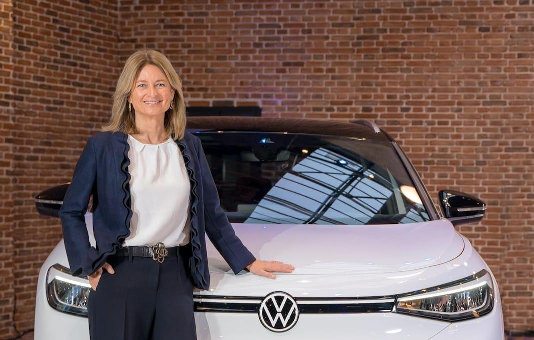 Volkswagen golpea primero con el ID.4, un SUV para empresas con 520 km de autonomía