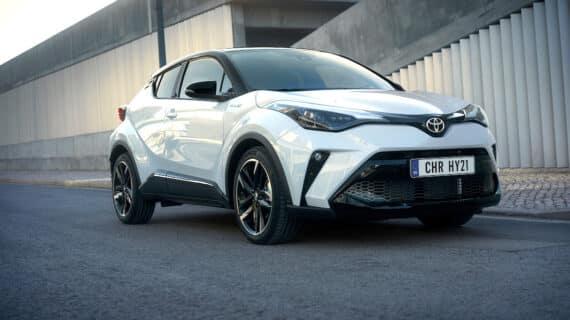 Toyota renueva el C-HR con más elementos de seguridad