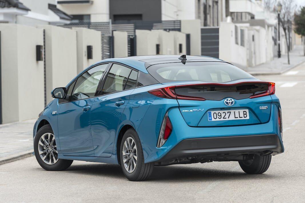 Toyota ganó más de 17.000 millones de euros el año pasado