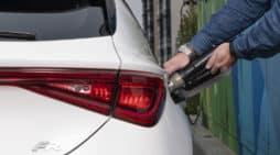 híbrido, eléctrico, combustible, Moves