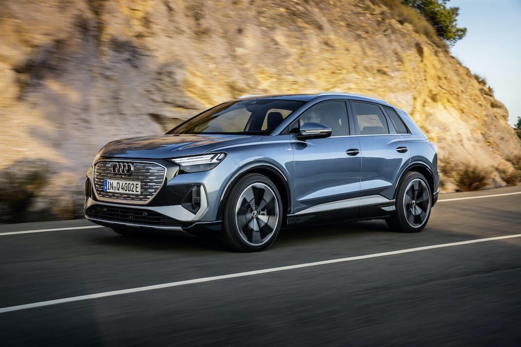 Audi inicia la venta del SUV eléctrico Q4 e-tron eléctrico