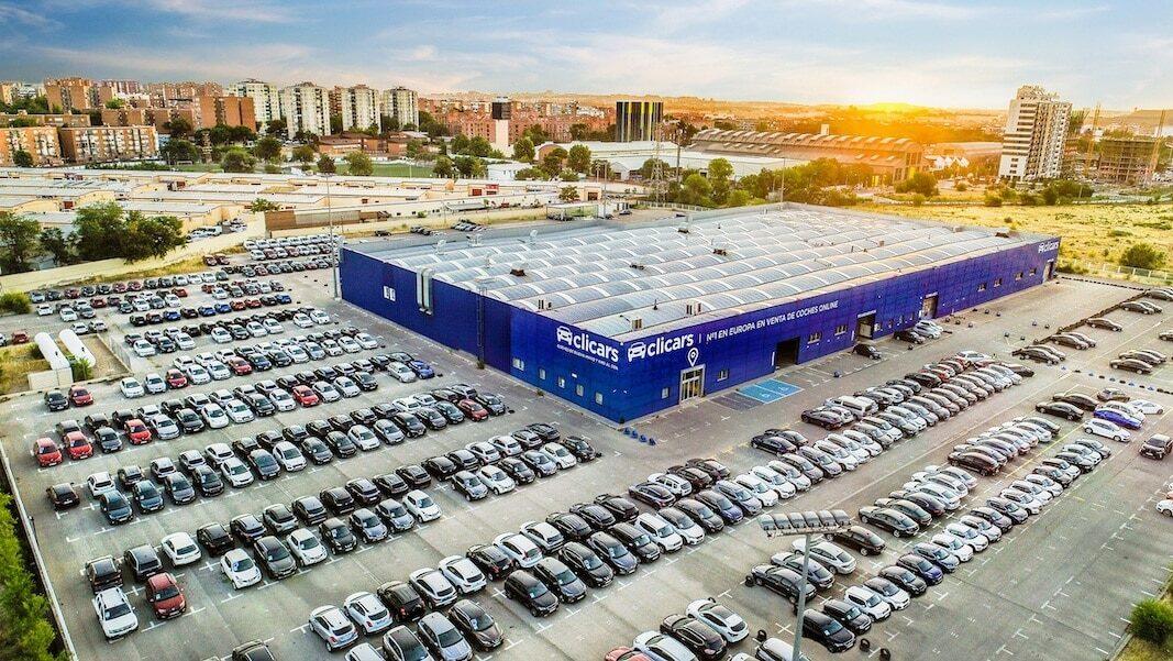 Clicars incrementó sus ventas un 157% en España en 2020