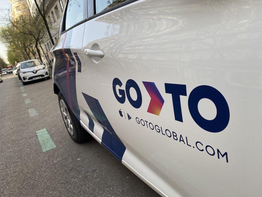 GoTo lanza un sharing con más de 1.200 coches, patinetes y motos
