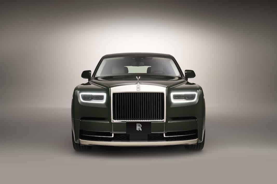 Rolls-Royce crea un modelo a medida con Hermès
