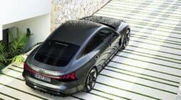 Audi abre las puertas del e-tron GT, su berlina eléctrica de referencia