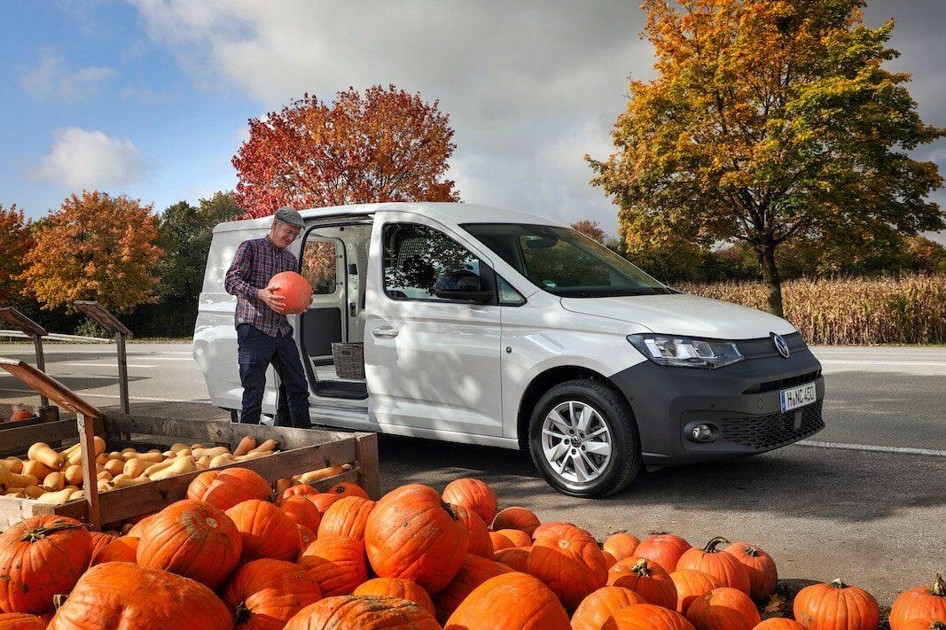 El Caddy reduce un 15% sus emisiones y añade una opción más asequible