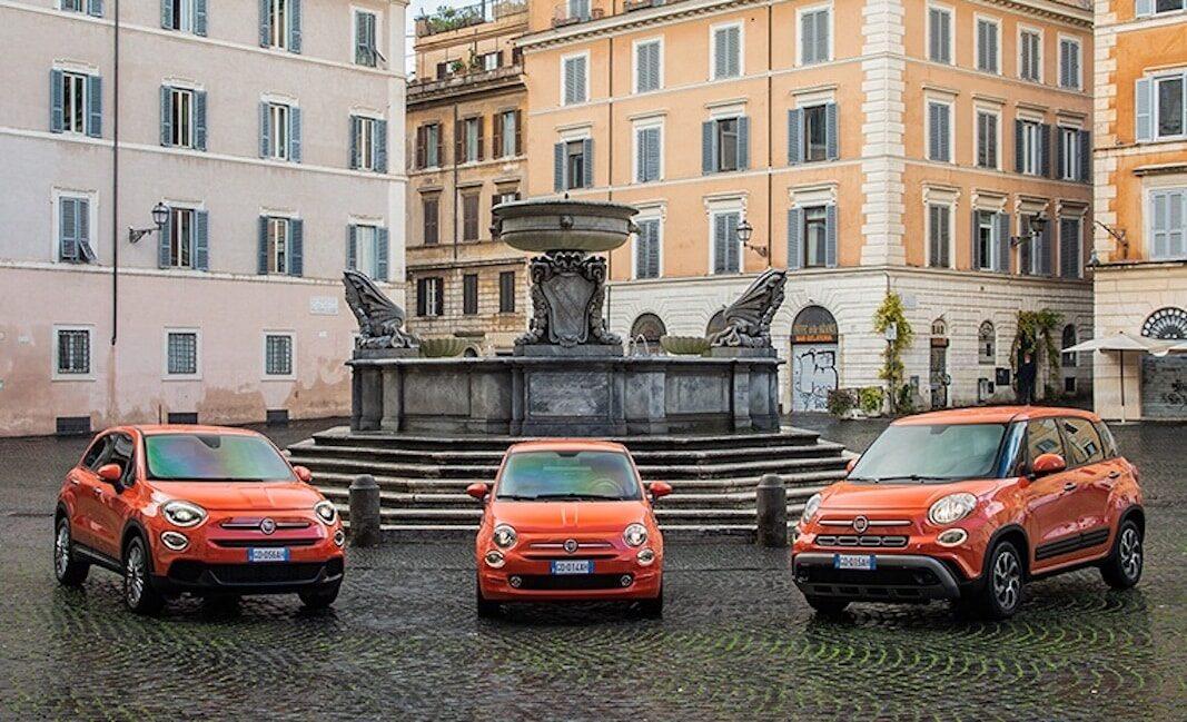 Fiat lanza una serie más tecnológica del utilitario 500