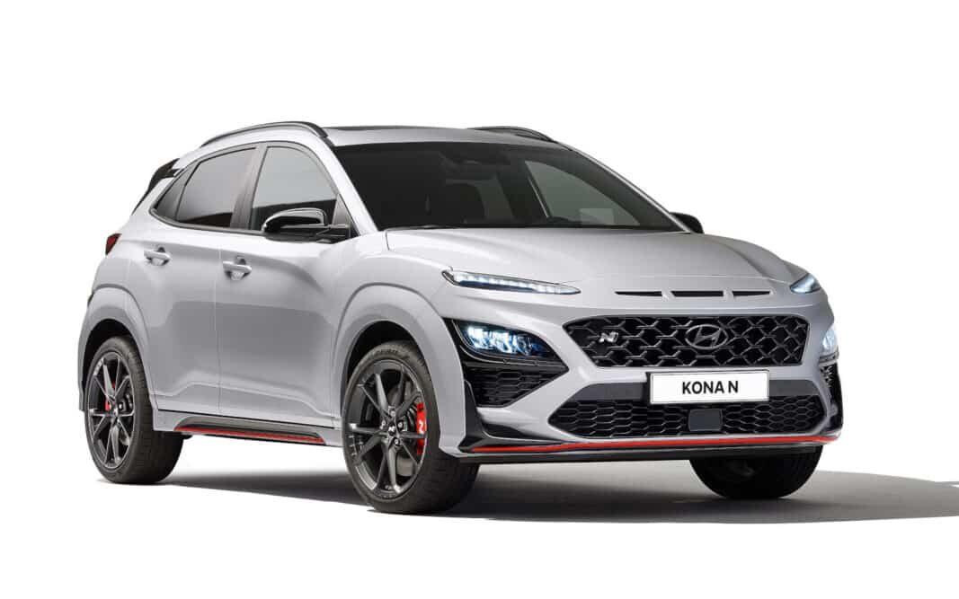 Hyundai muestra al mercado el todocamino urbano Kona N