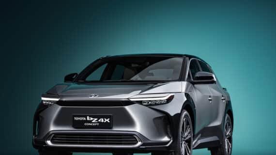 Así será su nueva gama de eléctricos de Toyota: bZ4X