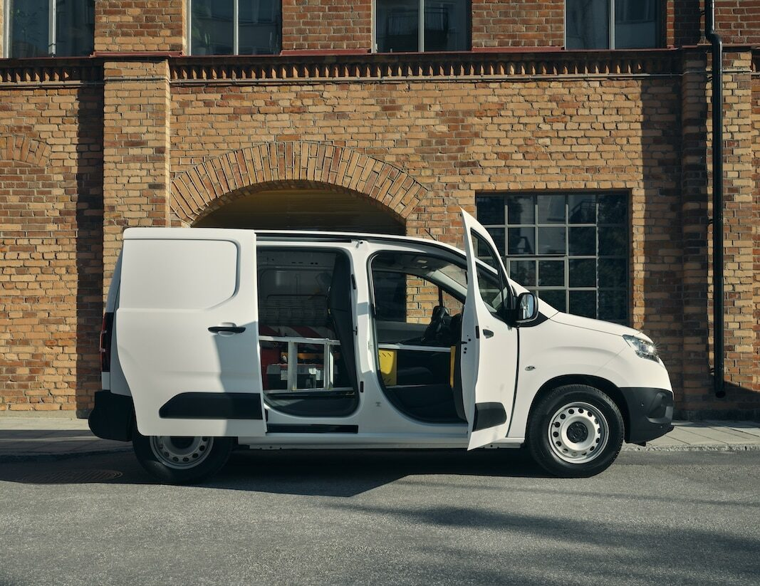 Proace City Van: Así se encuentra un nicho en la última milla