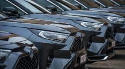 Toyota enchufable, híbrido, eléctrico, ventas, matriculaciones, flotas, renting