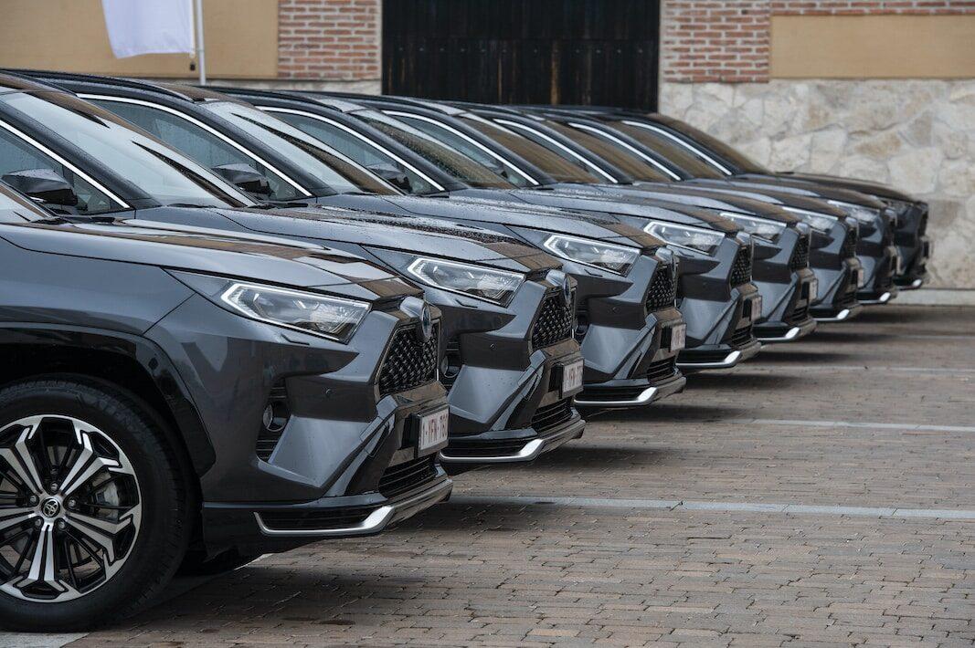 Toyota, en la cabeza del mercado global del motor en el primer trimestre
