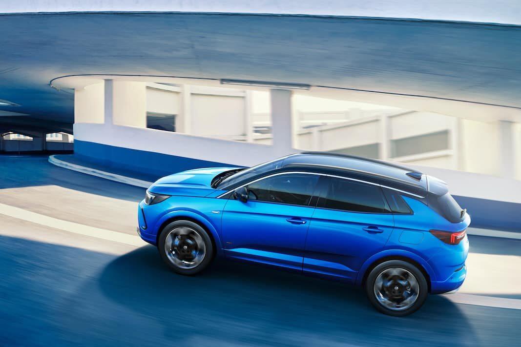 Opel comenzará a vender el nuevo Grandland en otoño