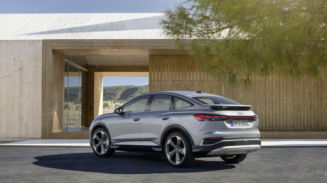 Q4 Sportback e-tron: Audi avanza un nuevo SUV eléctrico para la empresa